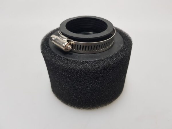 Õhufilter 48mm must (sirge) - 00130098